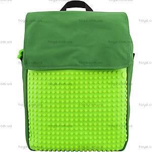 Школьный рюкзак Upixel Fliplid, зелено-салатовый, WY-A005K