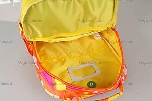 Рюкзак Upixel Geometry Neverland, оранжевый, WY-A022E, фото