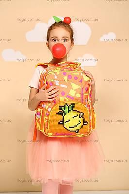 Рюкзак Upixel Geometry Neverland, оранжевый, WY-A022E, игрушки