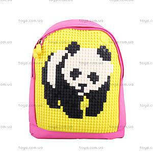Детский рюкзак Upixel Junior, розово-желтый, WY-A012F