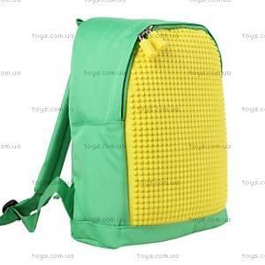 Детский рюкзак Upixel Junior, зелено-желтый, WY-A012G, купить