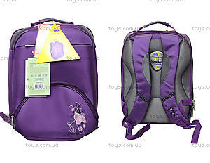 Рюкзак Zibi Violet с отделом для ноутбука, ZB14.0020VL