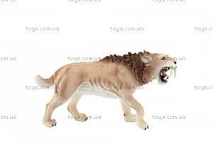 Игровая фигурка «Саблезубый тигр», 58375