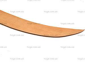 Игрушечная деревянная сабля «Казацкая», 141-012у, фото