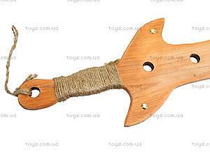 Деревянная сабля «Казацкая», 238-02-012, купить