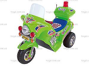 Салатовый электромотоцикл, 03010333 ЗEЛ