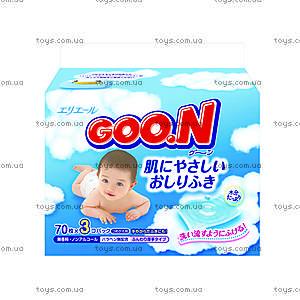 Салфетки влажные для младенцев, 733344