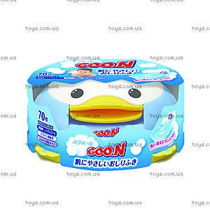 Салфетки влажные для младенцев в коробке, 733343