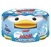 Влажные салфетки для младенцев Goo.N, 70 штук, 733401, купить