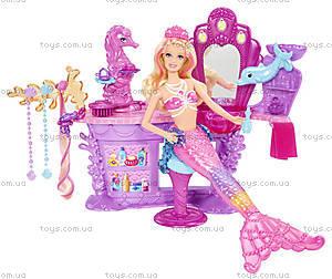 Салон красоты Барби «Принцесса жемчужин», BHM95, отзывы