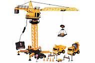 Same Toy Mod-Builder Кран с ПУ (S6008-1Ut), S6008-1Ut, купить