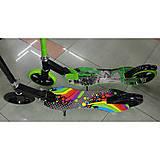 Самокат 2 PU колеса, BT-KS-0148, детские игрушки