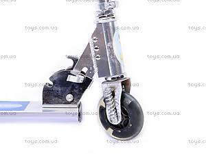 Самокат 2–х колесный Scooter Rollerboard, W02-3543, фото