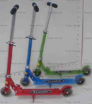 Самокат 2–х колесный Scooter Sport, W076-H36012
