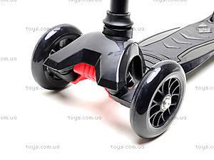 Самокат 3-х колесный для детей, BT-KS-0022, игрушки