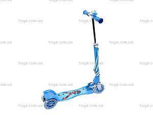 Самокат 3–х колесный Scooter Kids, 998, фото