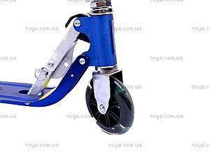 Самокат алюминиевый Scooter , 009-3, отзывы