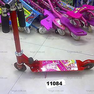 Самокат «Барби», 11084