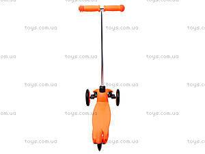 Самокат для детей 3-х колесный, BT-KS-0025, фото