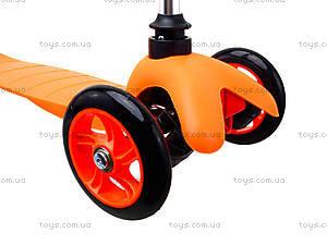Самокат для детей 3-х колесный, BT-KS-0025, отзывы