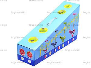 Самокат для детей 3-х колесный. красный, BT-KS-0034 КРАСНЫЙ, детские игрушки