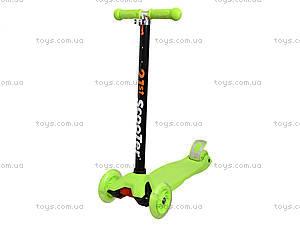 Пластиковый самокат для детей, BT-KS-0054, игрушки