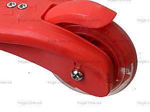 Детский самокат со стальной ручкой, BT-KS-0064, купить