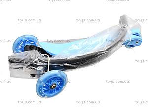 Детский самокат со стальной ручкой, BT-KS-0064, детские игрушки
