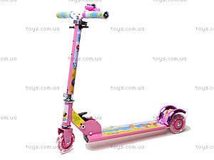 Самокат Explorer цветной, XLM-2009S, игрушки