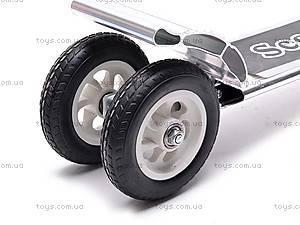Самокат на трех колесах, JP-L6702, toys
