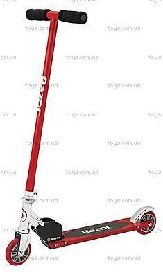 Самокат Razor Kick S, красный, R13073058