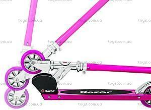 Самокат Razor Kick S, розовый, R13073051, купить