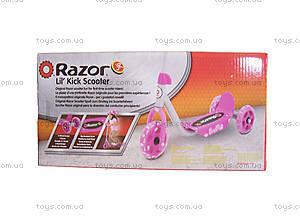 Самокат Razor Lil Kick, розовый, R13014962