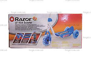 Самокат Razor Lil Kick, синий, R13014941