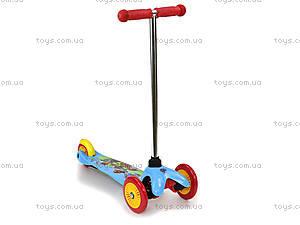 Самокат «Щенячий Патруль» колёса PVC, TK10001, фото