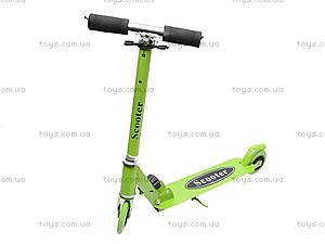 Самокат-скутер для детей, 626, отзывы