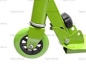 Самокат-скутер для детей, 626, детские игрушки
