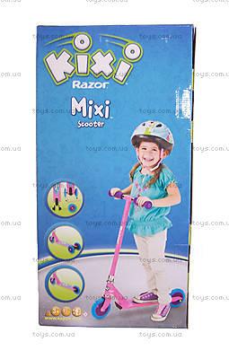 Самокат-трансформер Razor Kixi Mixi, фиолетово-розовый, R20073662, отзывы