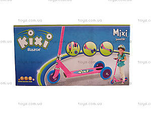 Самокат-трансформер Razor Kixi Mixi, фиолетово-розовый, R20073662, цена