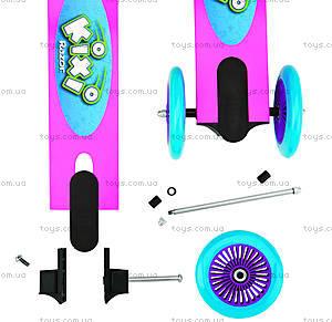 Самокат-трансформер Razor Kixi Mixi, фиолетово-розовый, R20073662, детские игрушки