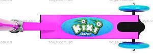 Самокат-трансформер Razor Kixi Mixi, фиолетово-розовый, R20073662, магазин игрушек