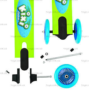Самокат-трансформер Razor Kixi Mixi, зелено-голубой, R20073641, отзывы