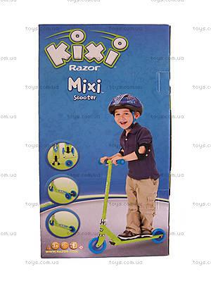 Самокат-трансформер Razor Kixi Mixi, зелено-голубой, R20073641, цена
