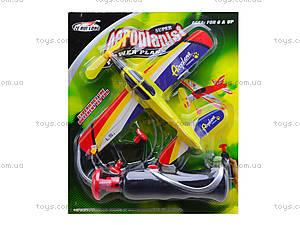 Детская игрушка «Самолет» с запуском, 096B-1, отзывы