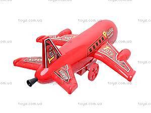 Самолет, 4 вида, 899, магазин игрушек