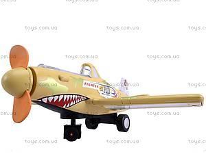 Самолет детский Combat, SY792, игрушки