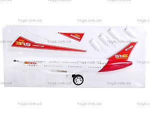 Самолет детский инерционный, А380-60/68/78, отзывы