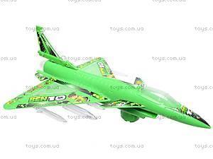 Самолет детский музыкальный Ben 10, 58522, купить