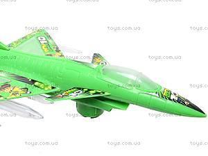 Самолет детский музыкальный Ben 10, 58522, цена