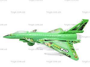 Самолет детский музыкальный Ben 10, 58522, игрушки